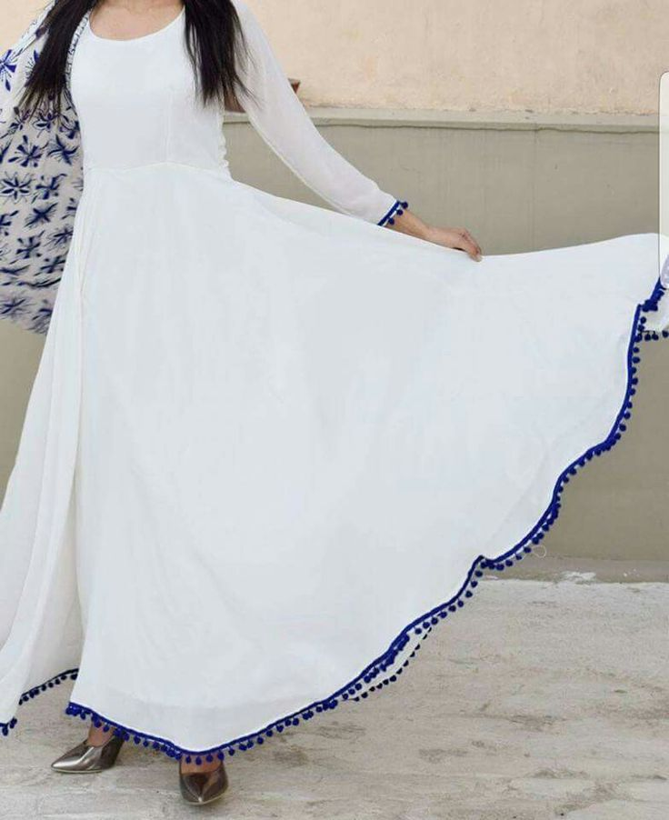 This is an anarkali goal.  Not just a cloth.