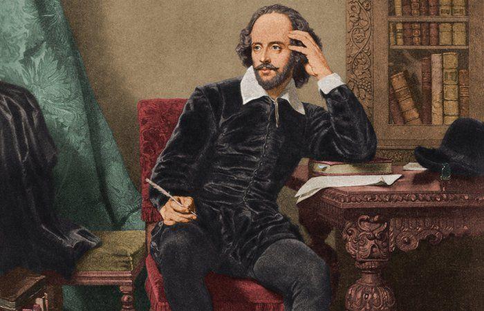 Гениальный Вильям Шекспир. / Фото: antiloh.info