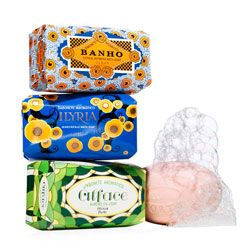 Claus Porto Shea Butter Bath Soaps Just Add Water Read more: http://www.oprah.com/gift/Claus-Porto-Shea-Butter-Bath-Soaps?editors_pick_id=25905#ixzz29HyUk0jE