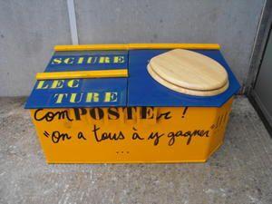 43 best Toilettes sèches images on Pinterest | Composting toilet ...