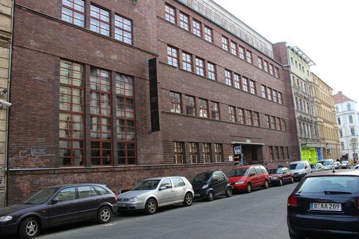 Berlin Scheunenviertel, Jüdische Mädchenschule