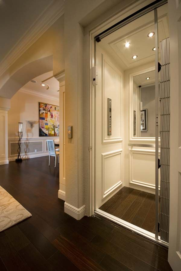 12 best home elevators images on pinterest elevator for Elevators home