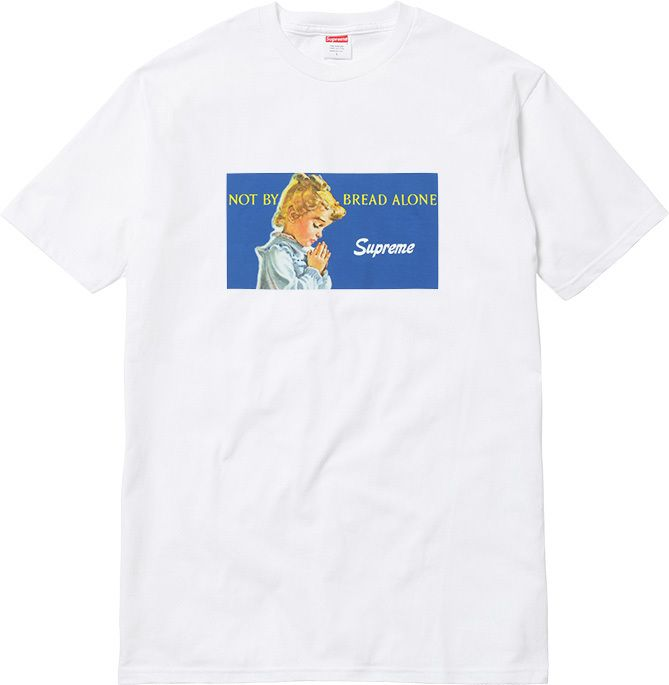 Supreme Bread Alone Tee