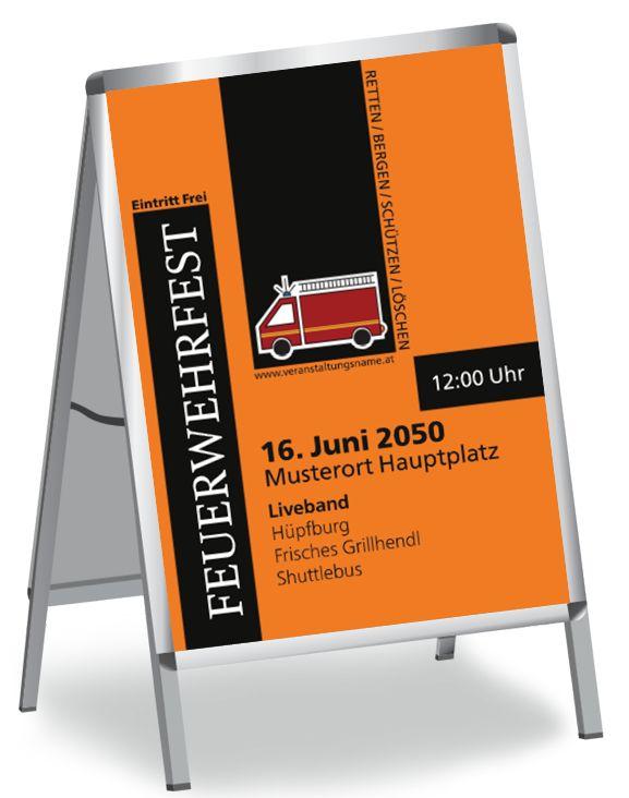 Ihr Feuerwehrfest auf Ihrem selbst gestalteten Plakat präsentieren. #feuerwehrauto #feuerwehrfest #feuerwehr #auto #fest #veranstaltung #plakat #plakatdesign #palaktvorlage