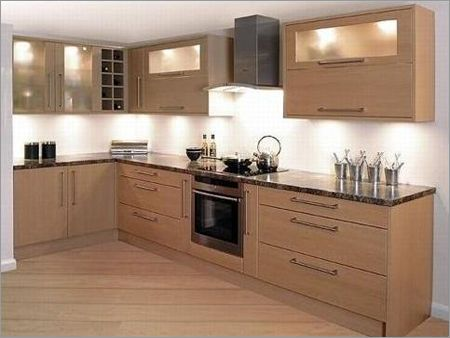 Best 25 L Shaped Kitchen Interior Ideas On Pinterest  Kitchen New Modular Kitchen U Shaped Design 2018