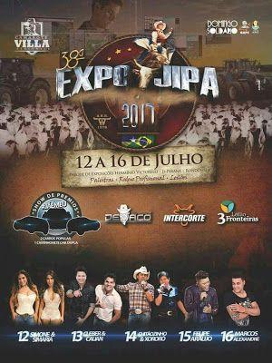 Festas de Carros de Boi e a cultura do sertanejo: Expo JIPA Ji-Parana - RO