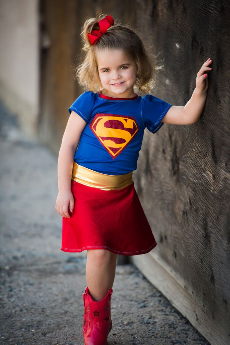 Girl Supergirl Costume - Baby Girl Supergirl Costume - Girl Halloween Costume - Baby Girl Halloween Custome Super Hero 2T 3T 4T 5 6 by addacherryontop on Etsy https://www.etsy.com/listing/480563241/girl-supergirl-costume-baby-girl