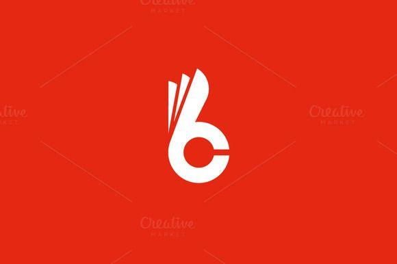 Letter B C ok hand best yes logo by Bureau on @creativemarket