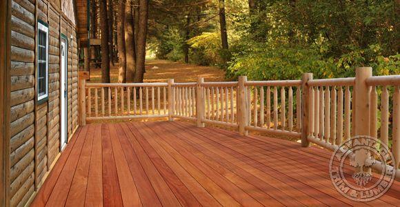 Cumaru Decking - Cumaru Deck - Cumaru Wood- like the colors