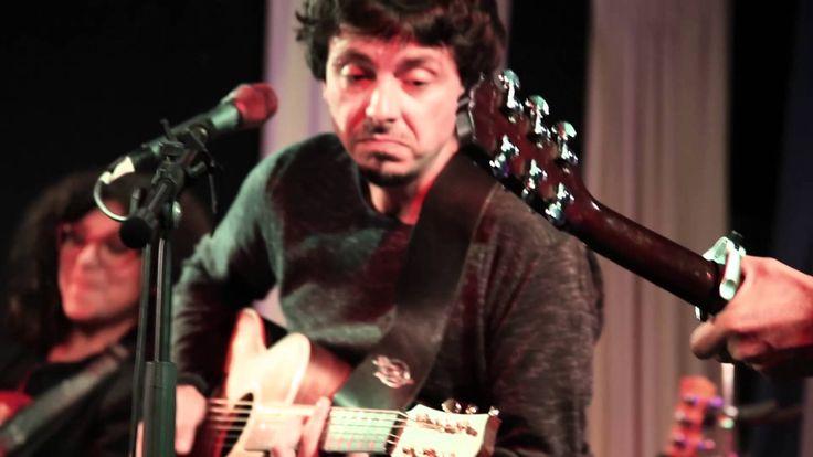 RICCARDO SINIGALLIA - PRIMA DI ANDARE VIA Live @ Musicacontrocorrente 2014