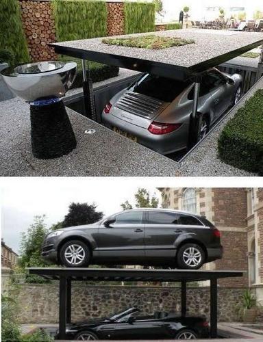 17 best images about garage loft on pinterest cars for Loft car