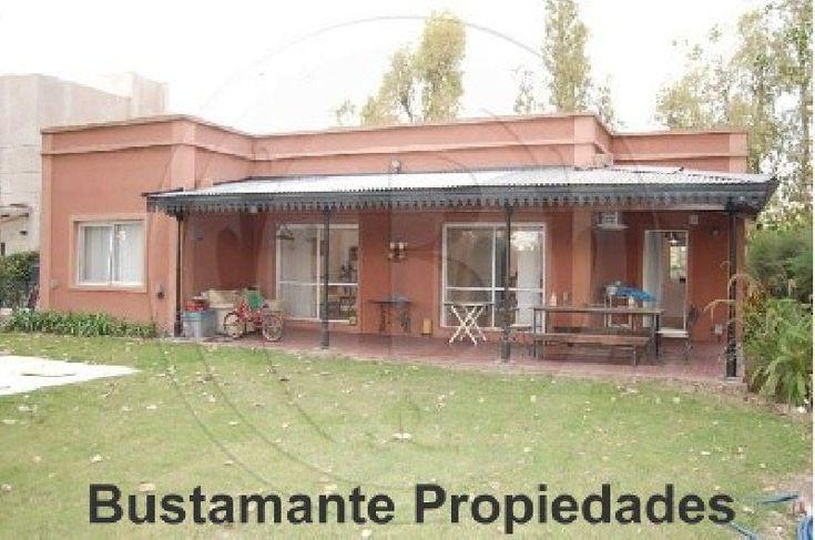 Alquiler de Casas en El Recodo, Pilar - Tortugas Norte - Barrio Cerrado, Barrio Privado, Country 3974