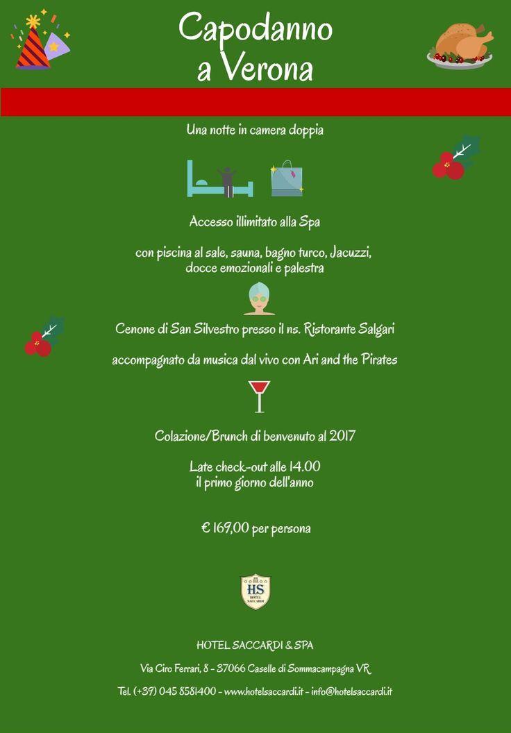 Pacchetto Capodanno 2016- 17