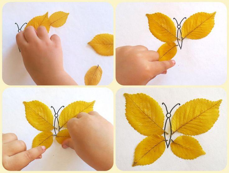 Осенние поделки с детьми: taberko