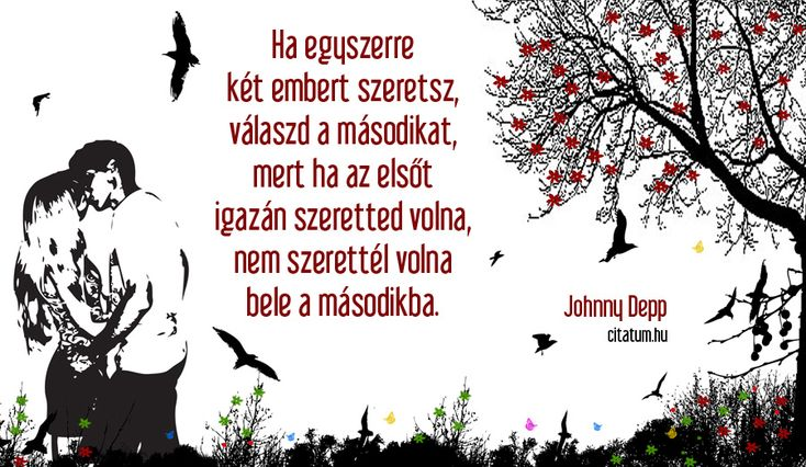 Johnny Depp #idézet