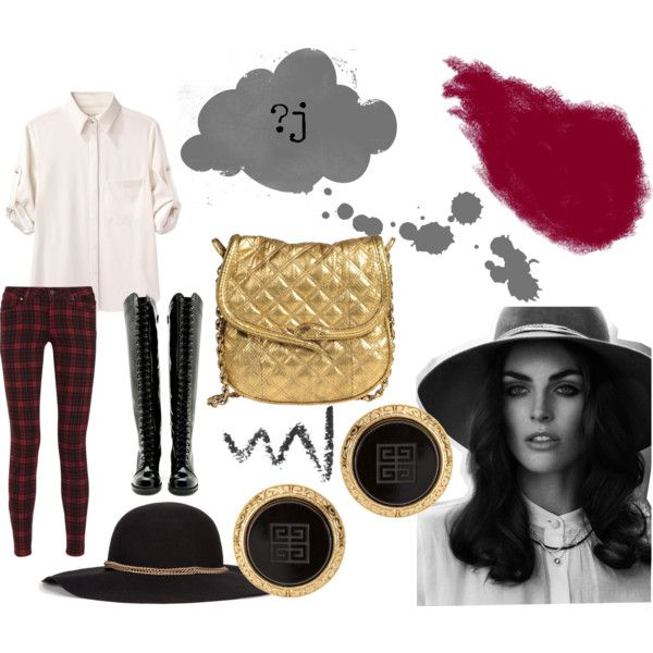 """white horse rebel"" by jessica-may-sinagra on Polyvore"