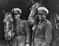 Patrol konny lata 30-te