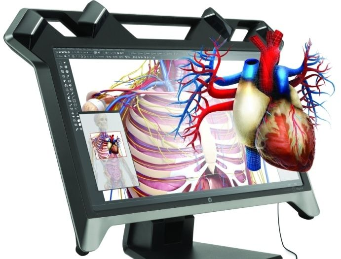 HP has introduced innovative computer monitors.