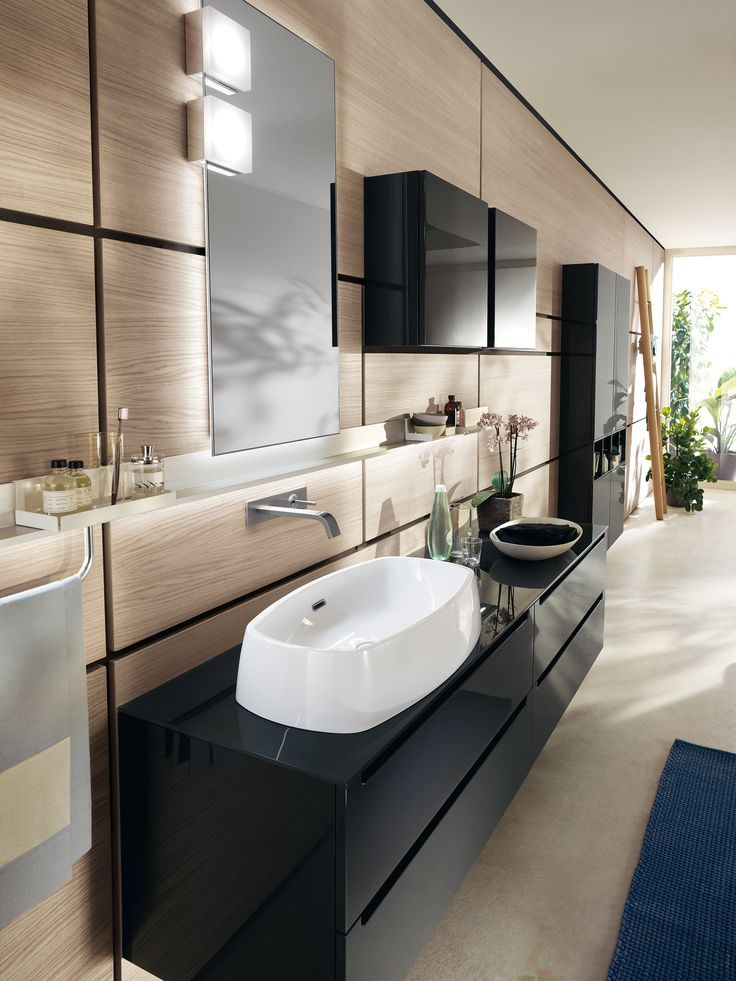 #kylpyhuone #scavolini #decorkylpyhuoneet #kylpyhuonekalusteet #sisustus  Idro kylpyhuonekaluste Scavolini Idro Collection by #Scavolini | Something is changing in the #bathrooms #world!