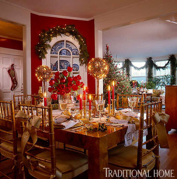 Decorated Homes For Christmas 238 best christmas decorating images on pinterest | traditional