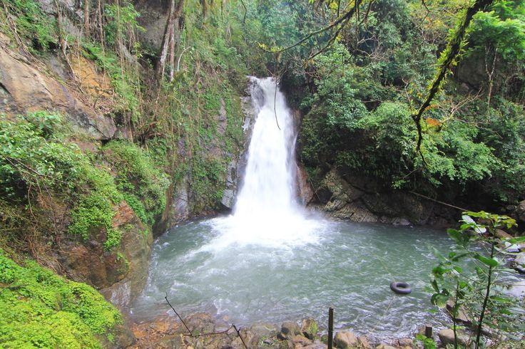 Air Terjun Haratai Wisata Alami di Kalimantan Selatan - Kalimantan Selatan
