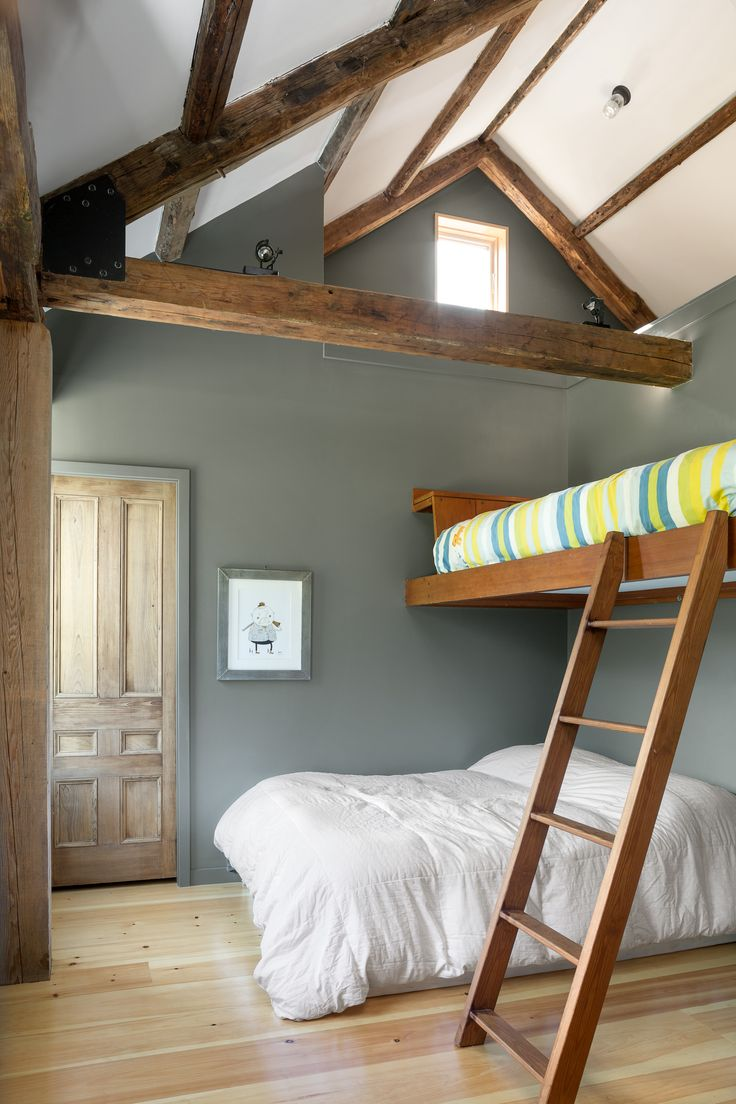 loft bed hanging from ceiling by best 25 farmhouse bunk beds ideas on pinterest farmhouse kids