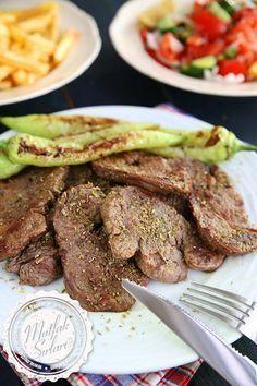 Biftek Kızartma (Yumuşak Biftek Nasıl Pişirilir?) nasıl yapılır ? Tarifin püf noktaları, binlerce yemek tarifi ve daha fazlası...