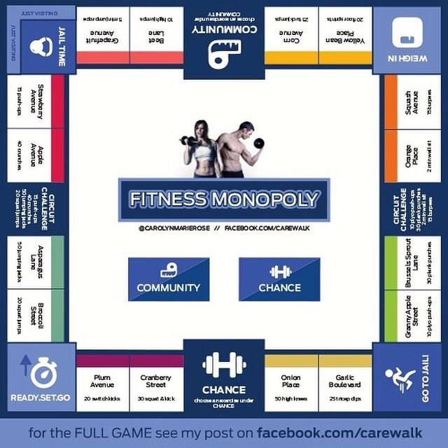 Workout Games: 25+ Best Ideas About Monopoly Classroom On Pinterest