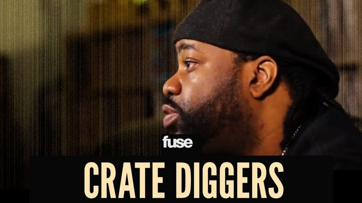 Lord Finesse's Vinyl Collection - Crate Diggers