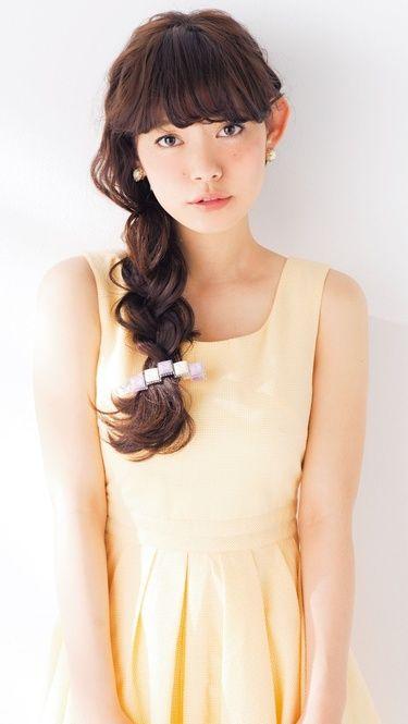 大人かわいいゆるふわサイド三つ編み♡ 女子会にしていきたいヘアスタイルのまとめ。髪型・アレンジ・カットの参考にどうぞ☆