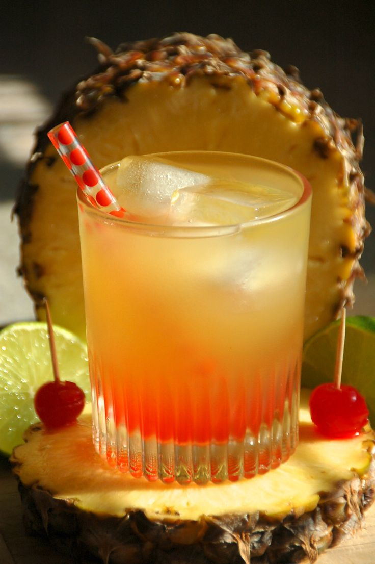 National Rum Day: Mai Tai Cocktail Recipe