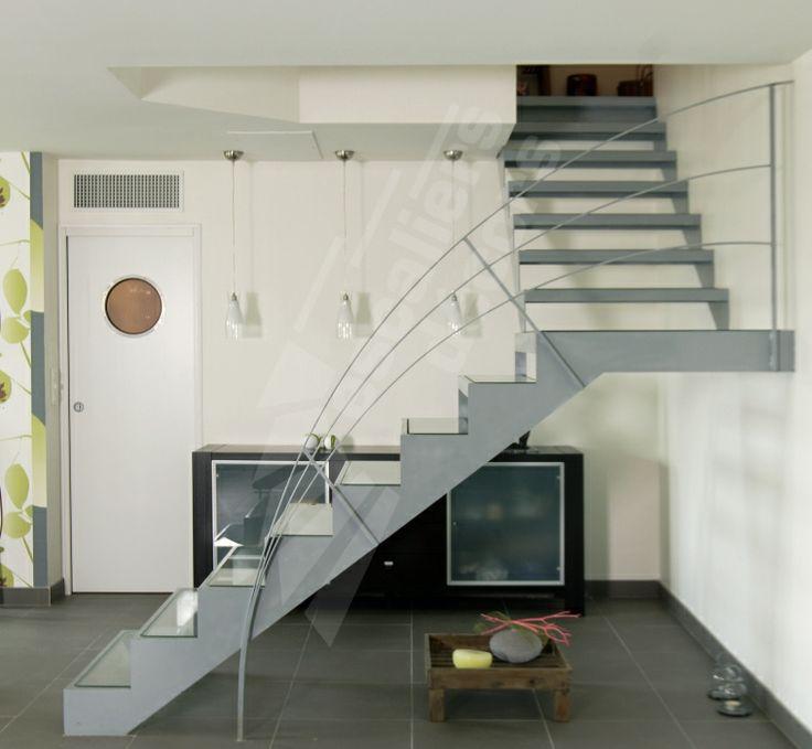 17 meilleures images propos de un escalier en verre for Design d interieur en ligne