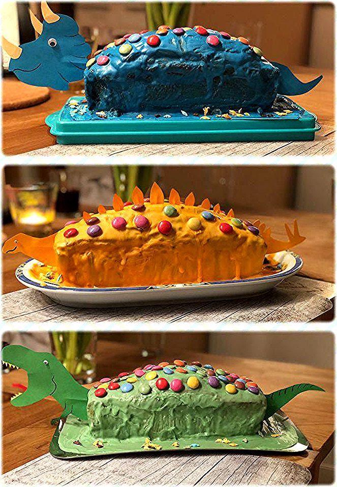 Entstehung Einer T Rex Dino Torte Cake Tutorial Youtube 13