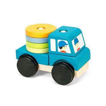 Συναρμολογούμενο Ξύλινο φορτηγό της Le Toy Van