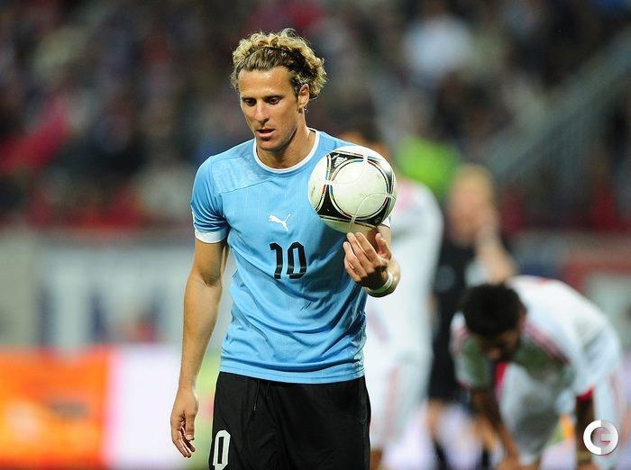 Diego Forlan. Uruguay National Team.