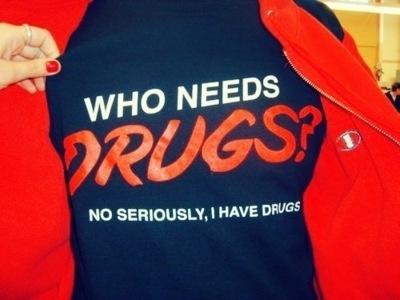 Pharmacy humor... Darin