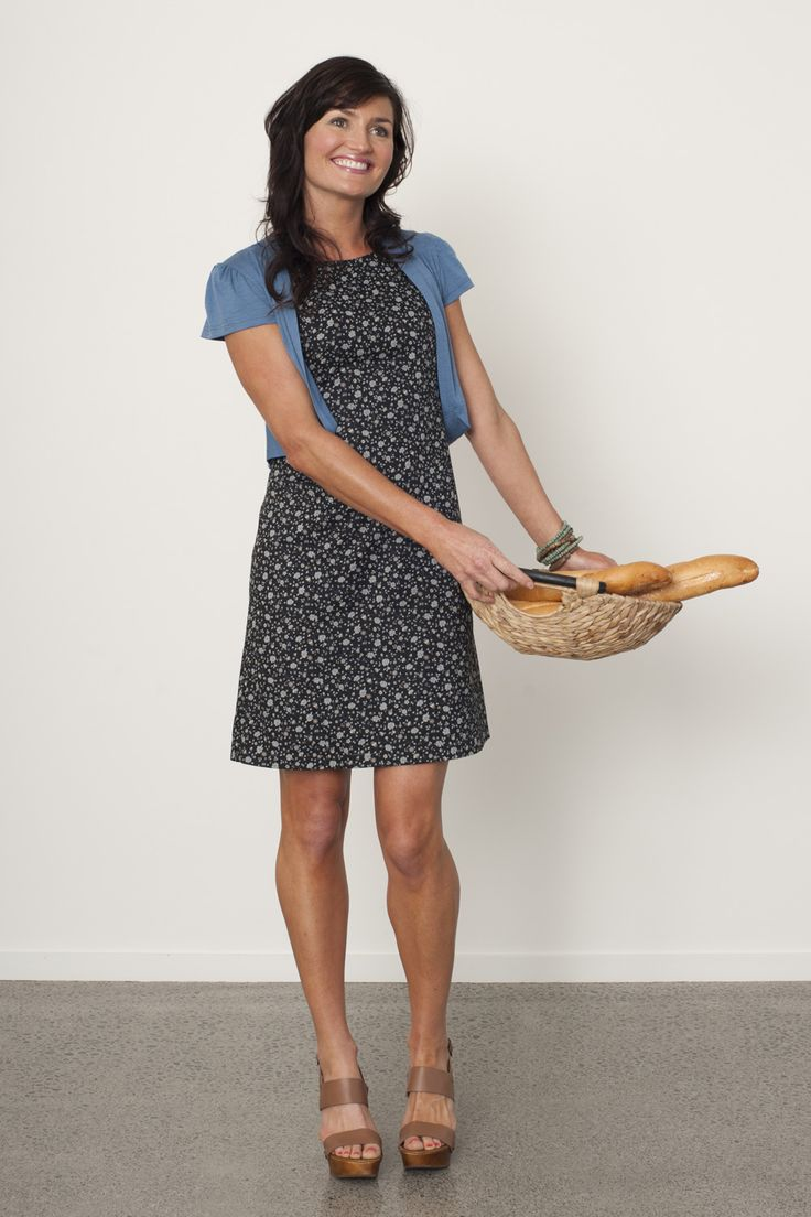 Bramble Shift Dress & Haven Merino Cover Up: http://www.chalkydigits.co.nz/shop/summer15womens/bramble+cotton+shift+dress.html