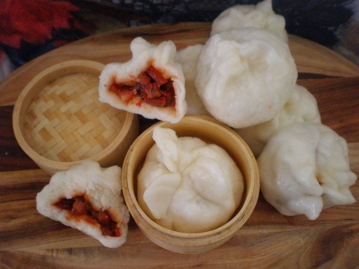 The InTolerant Chef ™: Steamed Chinese Pork Buns- Char Siu Bao