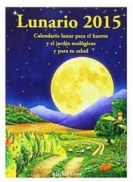 Calendario Lunar para el huerto y el jardín ecológico además de ser muy útil para tu salud. Luce un cabello más bonito, una depilación más eficaz o una piel más sana viviendo con la luna: http://saludatenea.com/es/-articulos-de-regalo/1302-calendario-lunar-2015-9788494135514.html