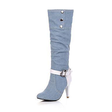 Design Jeans Boots