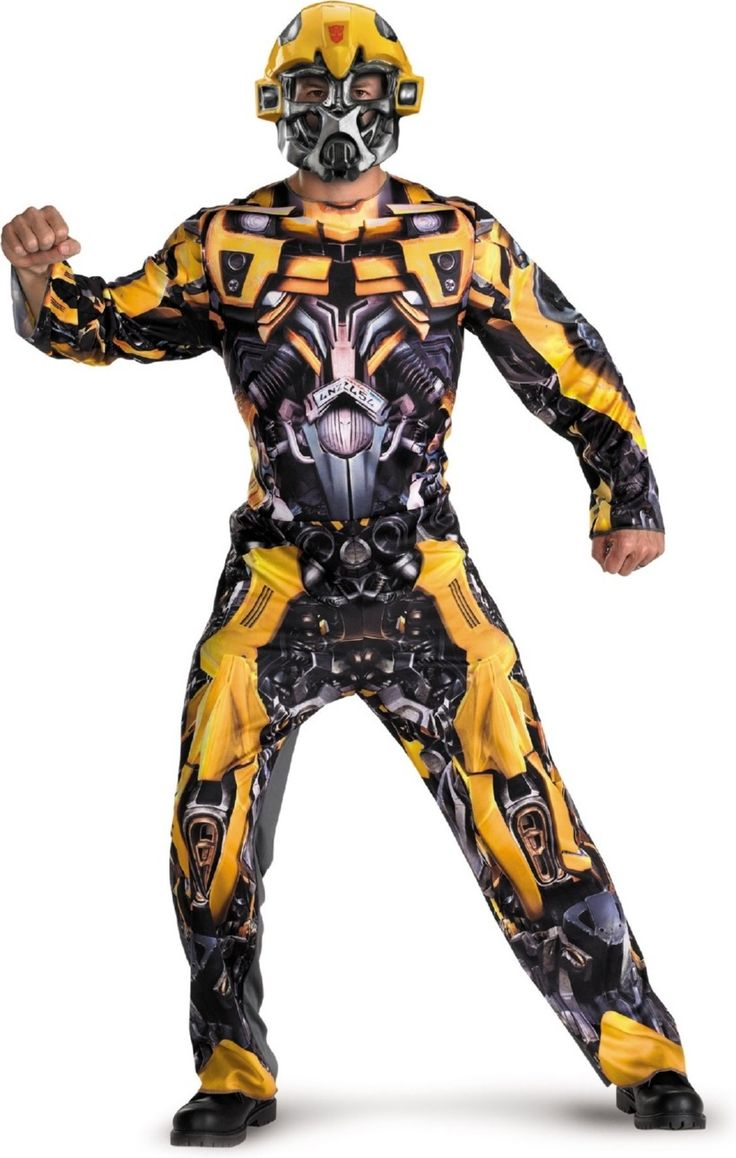 Bumble Bee Transformer Costume 17 Best images about R...