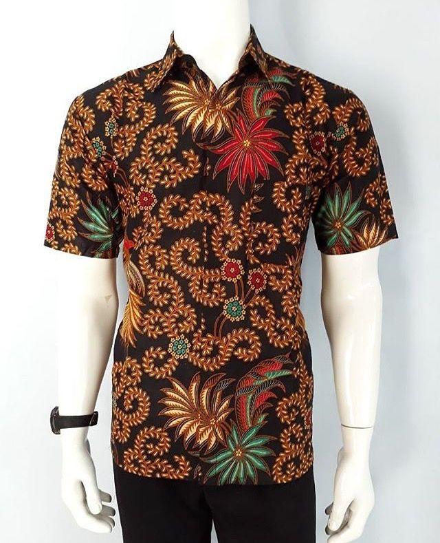 Rp.50.000 HEM BATIK PRIA MODERN MOTIF CENDRAWASIH Bahan Hem Batik Pria ini  adalah Kain High Quality Katun Halus 45d6bbf973