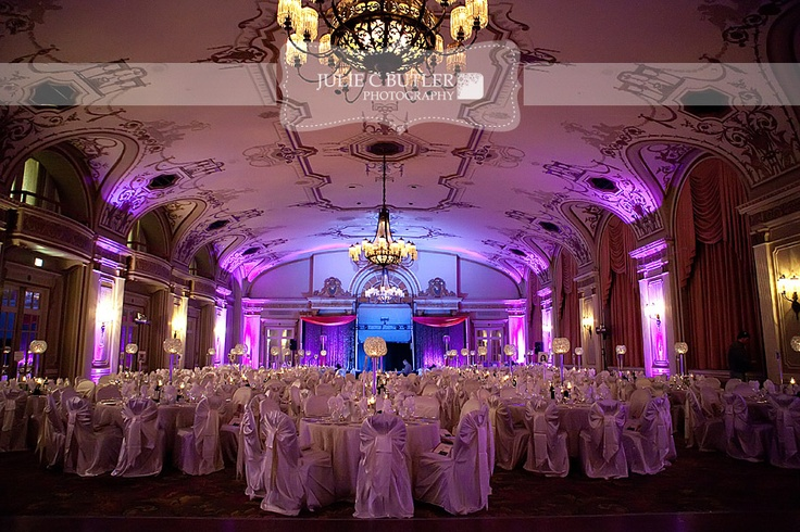 Ballroom @ the Chateau Laurier, Ottawa, Canada