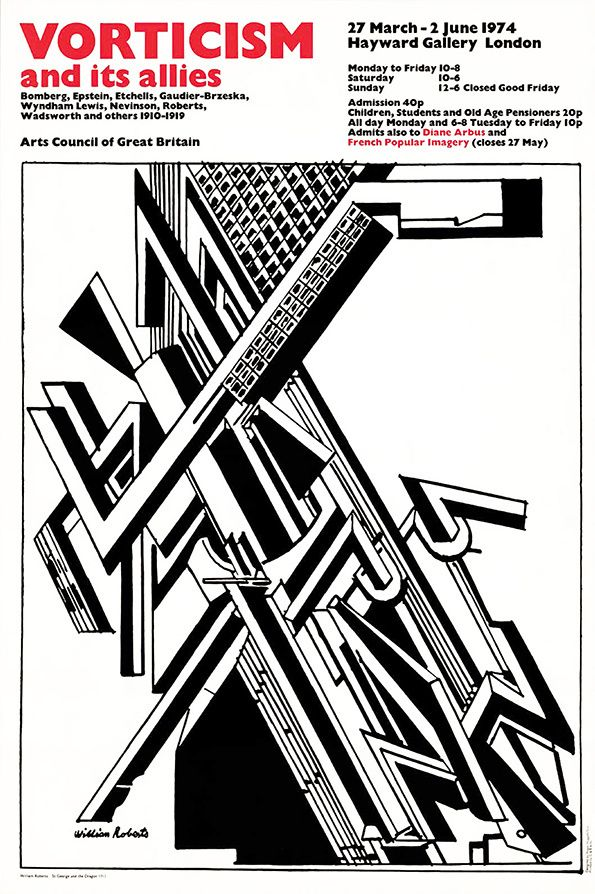 vorticism typography - Google Search