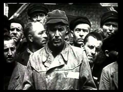 Nacistické koncentrační tábory - DOKUMENTÁRNÍ FILM (1945)