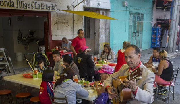 Dónde comer en Tepito! O.O