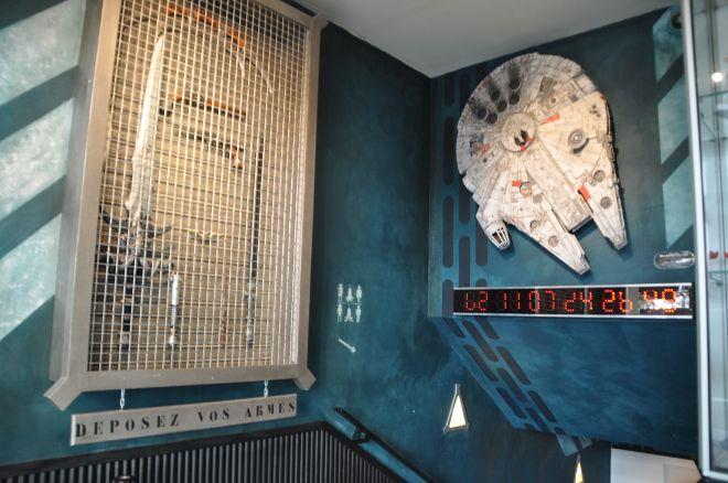 Dernier Bar Avant La Fin Du Monde (Last Bar Before the End of the World) 19 Ave Victoria in le theatre du Chatelet, Paris, France.