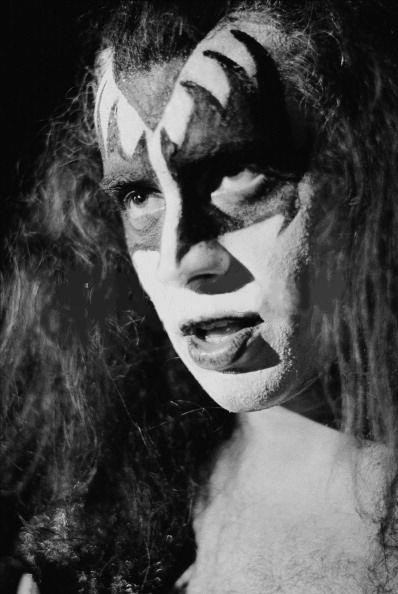 Gene Simmons 1974 / KISS Epic Rights Client Gene Simmons epicrights.com