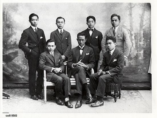 Indonesian Gentleman