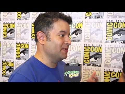 SDCC 2013: Scott Menville Talks Yelling as Robin in Teen Titans Go!